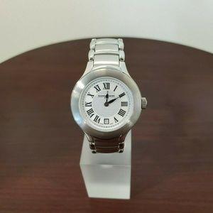 Citizen Accessories - Citizen Eco-Drive Silver Dial Date Stainless Steel